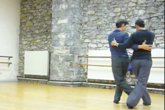 Grenoble Tango cours stages